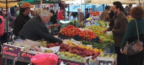 Νέο νομοσχέδιο για τις λαϊκές αγορές από το υπουργείο Οικονομίας ξεκαθαρίζει το τοπίο