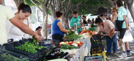 Σε νέες περιπέτειες η ΚΥΑ για τις αγορές παραγωγών βιολογικών προϊόντων