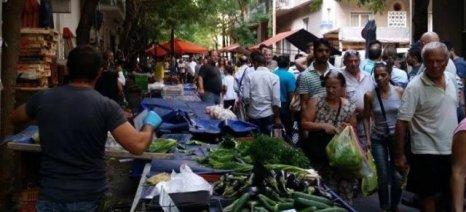Μαφία εκβίαζε για «προστασία» εμπόρους σε λαϊκές αγορές