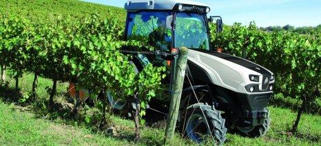 Η Lamborghini στις πρώτες επιλογές των Ελλήνων αγροτών