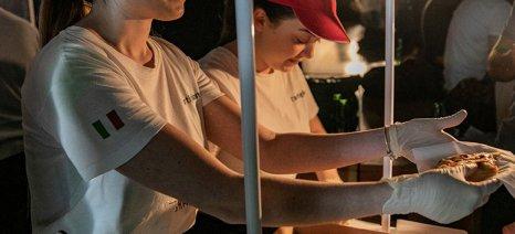 "H L'Artigiano χορηγός στον συναρπαστικό διαγωνισμό για start up επιχειρήσεις ""The Squeeze''"