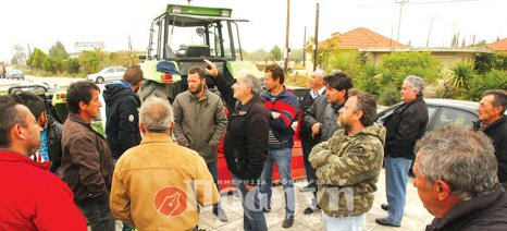 Μπλόκο από τους αγρότες της Ηλείας στις 23 Γενάρη στο Λατίφι