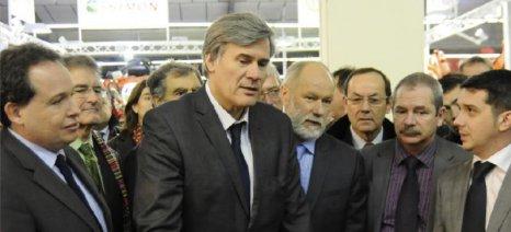 Μέτρα υπέρ των γαλλικών οπωροκηπευτικών ύψους 550 εκατ. ευρώ ανακοίνωσε ο Λε Φολ