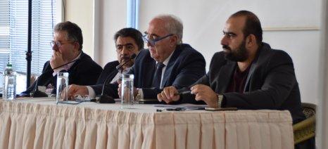 Παρουσιάστηκε στο επενδυτικό κοινό της Αίγινας το τοπικό πρόγραμμα Leader Αττικής και νήσων