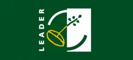 Ανοιχτά για αιτήσεις από δημόσιους φορείς 24 τοπικά Leader