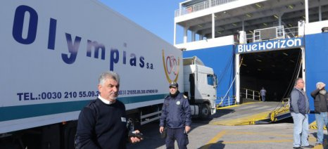 Ομαλά γίνεται ο ανεφοδιασμός των αγορών της Ελλάδας με κηπευτικά Κρήτης