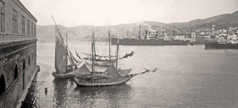 """""""Ελληνικές θάλασσες – Ένα φωτογραφικό ταξίδι στο χρόνο"""" στον Διεθνή Αερολιμένα Αθηνών"""