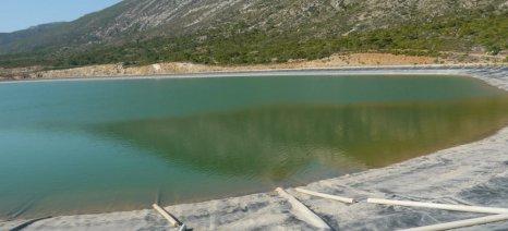 Επιστολή Βουλγαράκη στον υπουργό να παρέμβει για τη λιμνοδεξαμενή Ομαλού