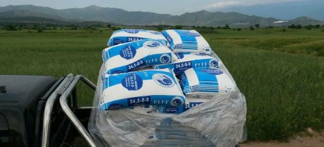 Εξαιρούνται η ελιά και το αμπέλι από τους περιορισμούς της χρήσης αζωτούχων λιπασμάτων