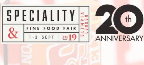 """Η Περιφέρεια Κεντρικής Μακεδονίας συμμετέχει για πρώτη φορά στην 20ή """"Speciality & Fine Food Fair London 2019"""""""