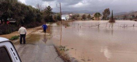 Λούρος και Ζάλογγο σε κατάσταση έκτακτης ανάγκης - καταγραφή αγροτικών και αστικών ζημιών