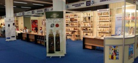 Τα ιδιαίτερα προϊόντα της Μαγνησίας γνώρισαν χιλιάδες επισκέπτες της 81ης ΔΕΘ