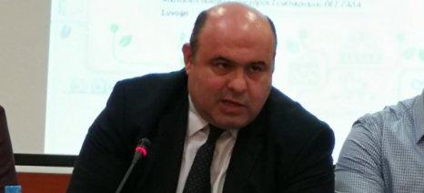 Τρίτη θητεία στην προεδρία του ΓΕΩΤΕΕ για τον Σπύρο Μάμαλη