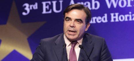 Ο Μαργαρίτης Σχοινάς νέος έλληνας επίτροπος στην Ε.Ε.