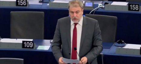 Έντονες διαφωνίες του Νότη Μαριά στην Ευρωβουλή για τη θεσμοθέτηση νέων ορίων εκπομπών των αγροτικών μηχανημάτων