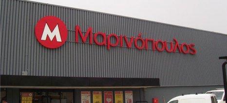 Περίπου 100 εκατ. ευρώ το μήνα χρειάζονται για τη λειτουργία της Μαρινόπουλος