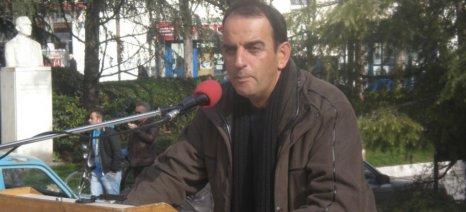 Μετράει δυνάμεις από σήμερα ο Μαρούδας - Στις πλατείες των χωριών της Λάρισας τα τρακτέρ