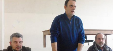 """Οργανώνονται οι αγρότες της ΕΟΑΣΝΛ για να """"υποδεχτούν"""" τον Τσίπρα στη Λάρισα τον Οκτώβριο"""
