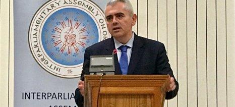 Το σήμα για τα μοναστηριακά προϊόντα και μικρούς παραγωγούς παρουσιάστηκε στην Ορμύλια Χαλκιδικής
