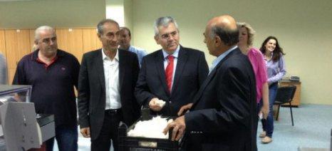Χαρακόπουλος: Ο δρόμος που ανοίξαμε στο βαμβάκι αποδίδει καρπούς!