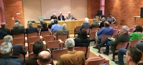 Τον έπαινο της Ελληνικής Γεωργικής Ακαδημίας έλαβε ο Αντώνης Μαζαράκης για το λεύκωμα «Κωπαΐδα, το σήμερα του παρελθόντος»