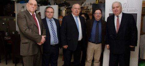 Σε επαγγελματίες και δημοσιογράφους της Ισπανίας παρουσιάστηκε το ελληνικό πρόβειο κρέας