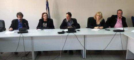 Το θέμα των αδειών χρήσης υδάτων τέθηκε σε σύσκεψη στη Δυτική Αττική με πρωτοβουλία των παραγωγών κηπευτικών Μεγάρων