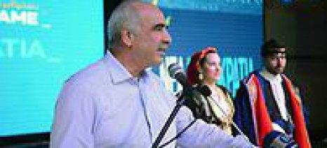 """Β. Μεϊμαράκης: """"Εθνικό πρόβλημα ο αγροτικός τομέας"""""""