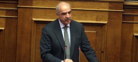 Στο κέντρο του ΣΥΡΙΖΑ προσβλέπει ο Μεϊμαράκης