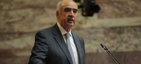 Παραμένει μέχρι τις εκλογές στην Προεδρία ο Μεϊμαράκης