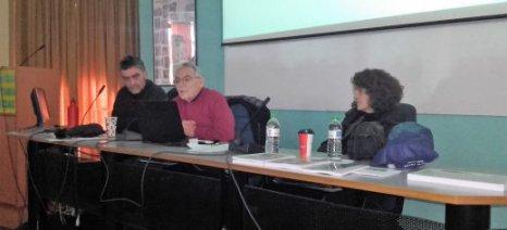 Μεγάλο ενδιαφέρον για την βασιλοτροφία σε ειδική εκδήλωση στην Καρδίτσα