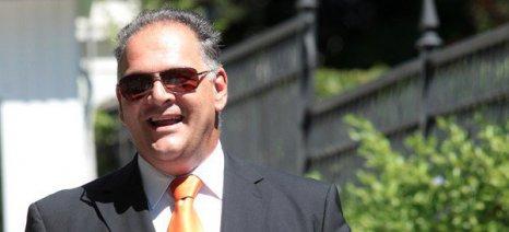 Ο Δημήτρης Μελάς επανέρχεται ως αναπληρωτής υπουργός στο υπουργείο Γεωργίας