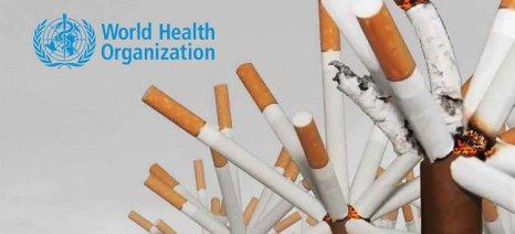 Ο ΠΟΥ προειδοποιεί για τις επιπτώσεις στο περιβάλλον από την παραγωγή προϊόντων καπνού