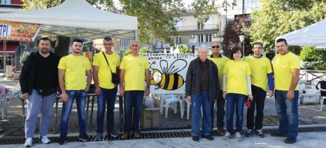 Καλύτερη η φετινή χρονιά για τους μελισσοκόμους της Ροδόπης