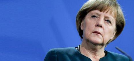 Μέρκελ: «Είναι πολύ σημαντικό για τη Γερμανία να συνεχίσει να έχει σταθερή κυβέρνηση»