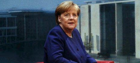 Μέρκελ: Πιο αισιόδοξη για την Ελλάδα σε σχέση με πέρσι