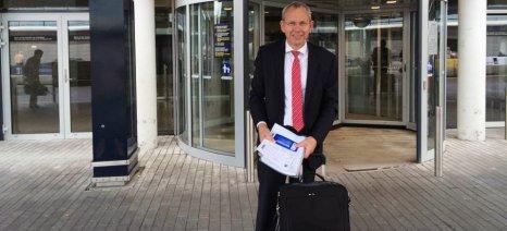 Νέος πρόεδρος στην COPA o Δανός Μάρτιν Μέριλντ