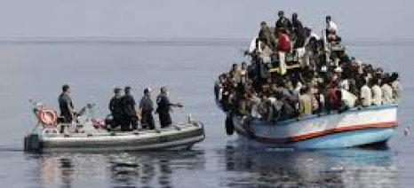 607 μετανάστες διασώθηκαν στο Αιγαίο