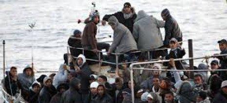 Χιλιάδες παράνομοι μετανάστες στα νησιά του Αιγαίου