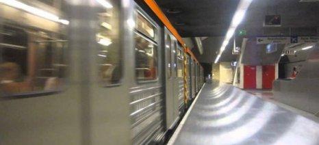 Ανοιχτοί τη νύχτα μέχρι και την Παρασκευή οι σταθμοί του μετρό σε Ομόνοια, Μοναστηράκι και Μεταξουργείο