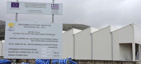 """Παρατείνεται η προθεσμία κατάθεσης φακέλων τελικής πληρωμής του Μέτρου 123Α """"Εμπορία-Μεταποίηση"""""""