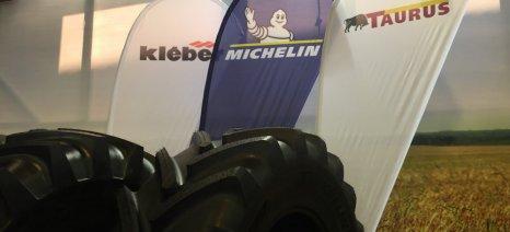 Βιώσιμη καλλιέργεια και σεβασμός στο χωράφι με ελαστικά Michelin