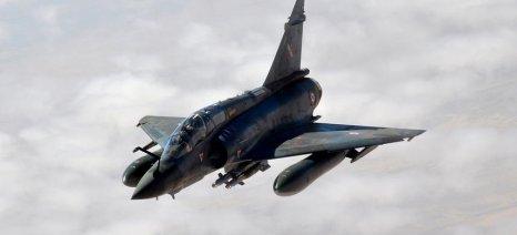 Μαχητικό αεροσκάφος έριξε κατά λάθος βόμβα δίπλα σε αγροτικό συνεταιρισμό