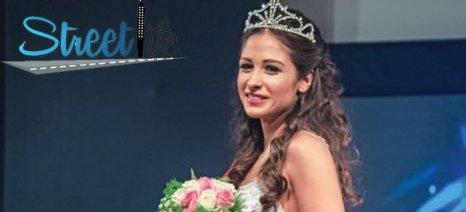 Η Λουτρακιώτισα Μις Γιανγκ Πελοπόννησος 2016 Ολγα Αμπατζή