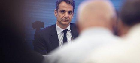 Επιστροφή στον ΦΠΑ 13% για τα γεωργικά εφόδια υποσχέθηκε ο Μητσοτάκης από τη ΔΕΘ, αλλά με δημιουργική λογιστική