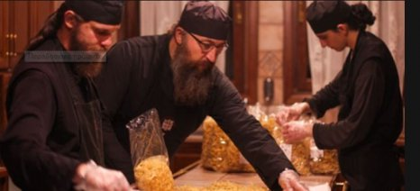 Μεθοδεύεται διεθνές σήμα για τα μοναστηριακά προϊόντα