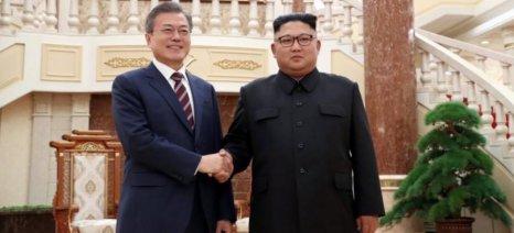 Την κοινή διοργάνωση των Ολυμπιακών Αγώνων του 2032 θα επιδιώξουν η Βόρεια και η Νότια Κορέα
