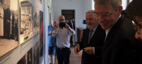 Εγκαινιάστηκε το Μουσείο Τέχνης Υφαντή στον Λια Θεσπρωτίας, με σημαντικά έργα των Θεόφιλου και Σόρογκα
