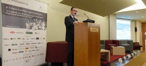 Συνέδριο Αγροτεχνολογίας: «Ο αγροδιατροφικός τομέας δεν είναι απλά μια διέξοδος ανάγκης»