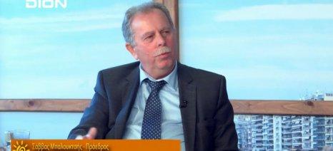 Σάββας Μπαλουκτσής: Εφόσον ξεμπλοκάρουν τα Σχέδια Βελτίωσης «η Agrotica του 2020 θα είναι η καλύτερη όλων των εποχών»